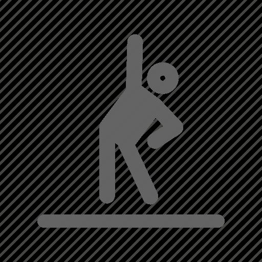 activity, exercise, fitness, health, sport, training icon