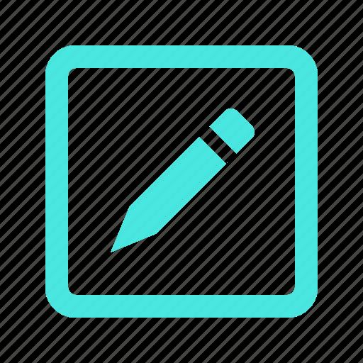document, edit, file, memo, memorandom, mini, music, note, notes, paper, pen, pencil, sound, write icon