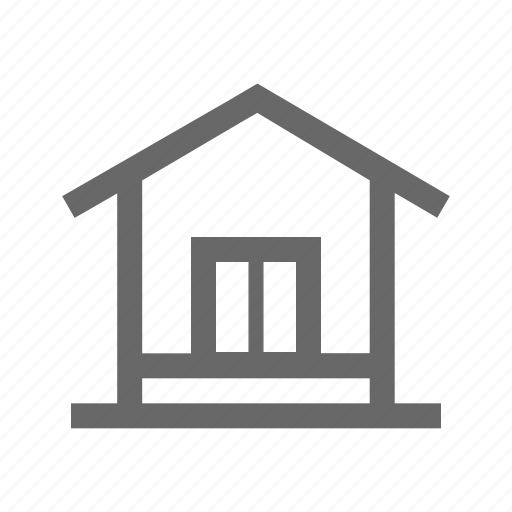 architecture, building, home, house, property, resident icon