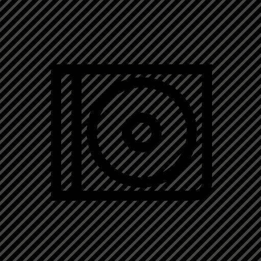 audio, cd, music, music album, musical, sound icon