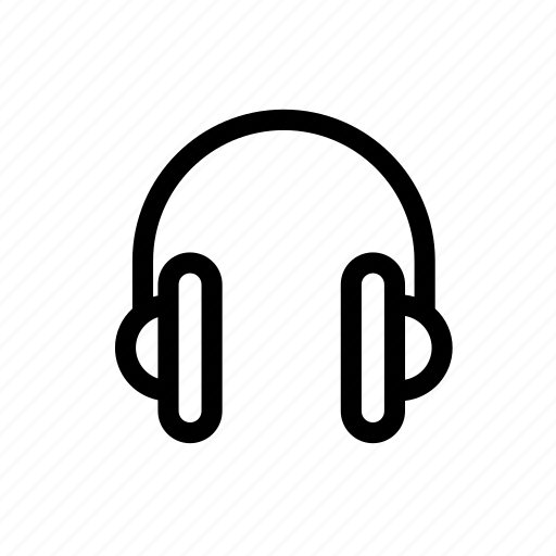 audio, earbuds, earphones, headphones, music, sound, video icon