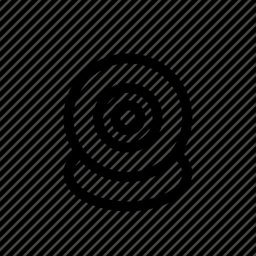 camera, cctv, infrared, security, security camera, web, webcam icon