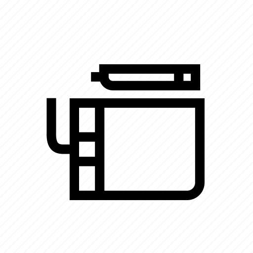 Design, stylus, tablet, wacom, wacom tablet, web icon - Download on Iconfinder
