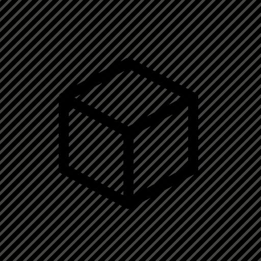 board, box, card, carton, closed box, design, package icon
