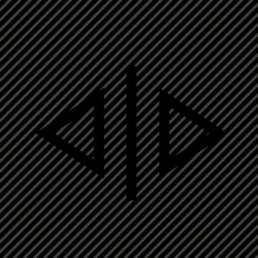 close arrows, design, elevator, elevator control, open, open door, web icon