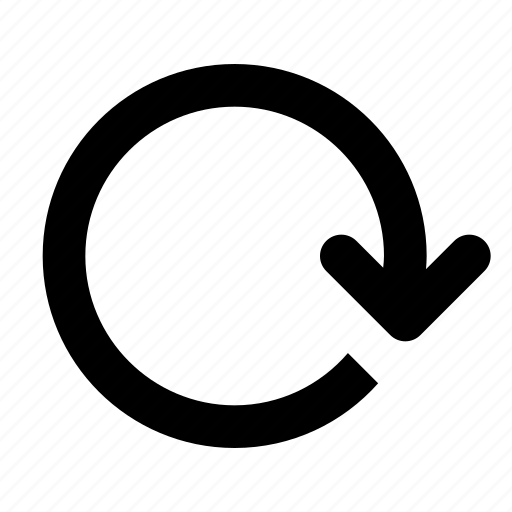 refresh, reload, renew, repeat icon