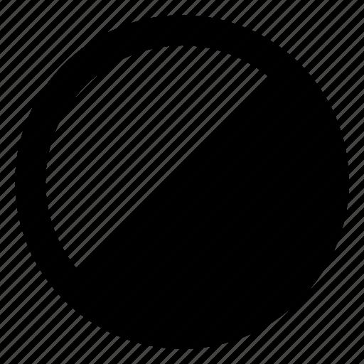 adjust, balance, brightness, circle, contrast, edit, white balance icon