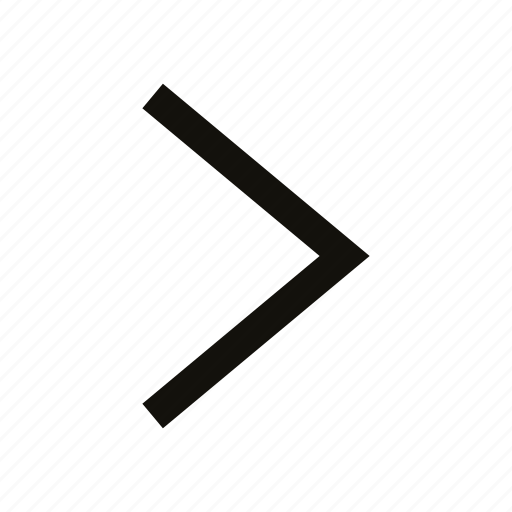 chevron, medium icon