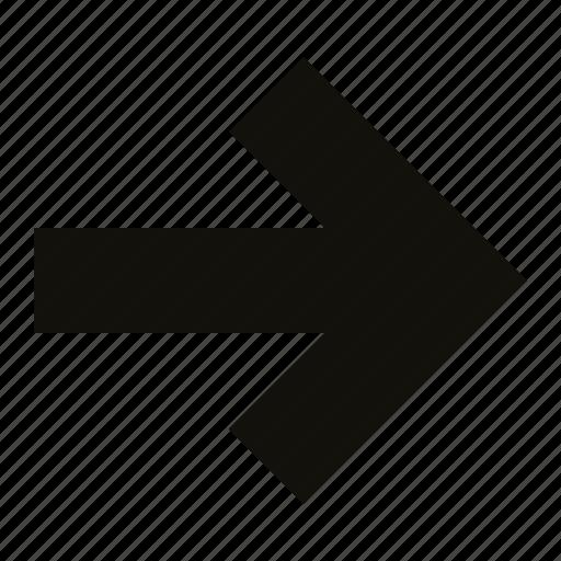 big, squared icon