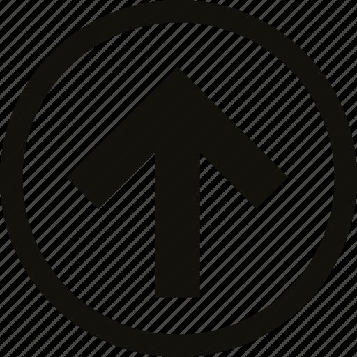 big, circle, squared icon