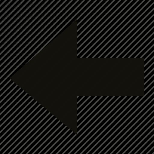 big, straight icon