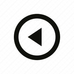 circle, triangle icon