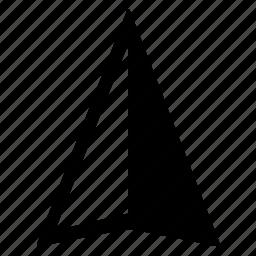 direction, navigation icon