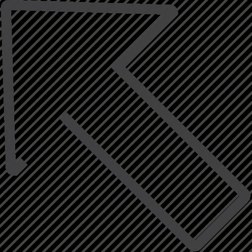 arrow, forward, moving, next icon