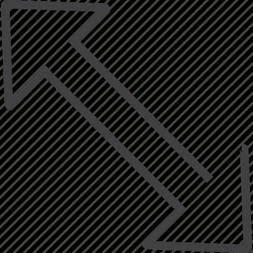 arrow, back, circle, direction, forward, moving icon