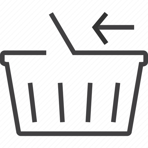 basket, buy, cart, money, online, webshop icon