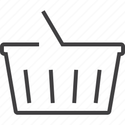 basket, business, buy, payment, sell, shipping, shop, webshop icon