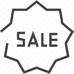 discount, group buy, media, multimedia, music, sale, shopping, sound icon