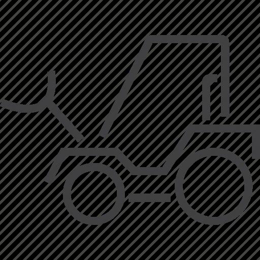 buiding, card, construction, truck icon