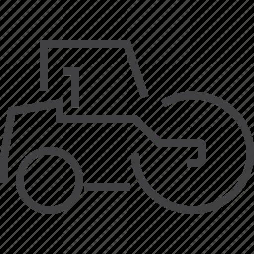 car, contruction, truck icon