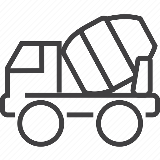 automobile, car, delivery, taxi, traffic, transport, travel, truck, vehicle icon