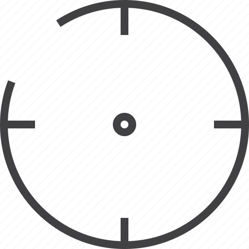 align, center, draw, line, stock, support icon