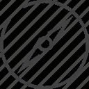 base, compass, direction, discovery, locate, map, safari icon