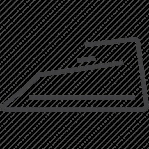 iron, tools, wrench icon