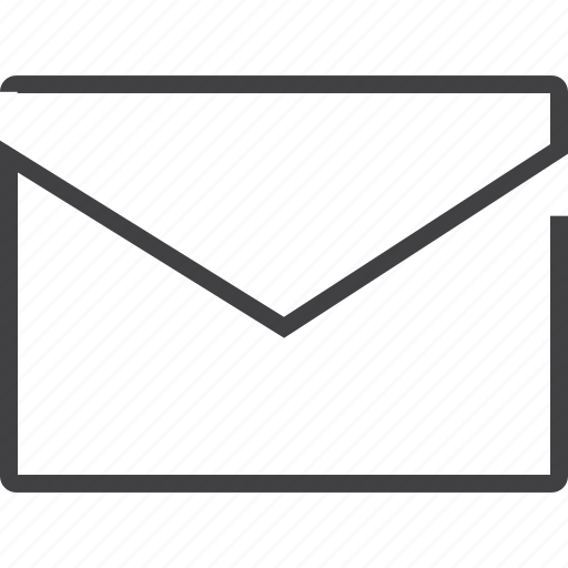 document, e-mail, mail, post icon