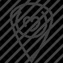 like, location, locator map, map, pin, sticky, straight pin, thumbpin, thumbtack icon