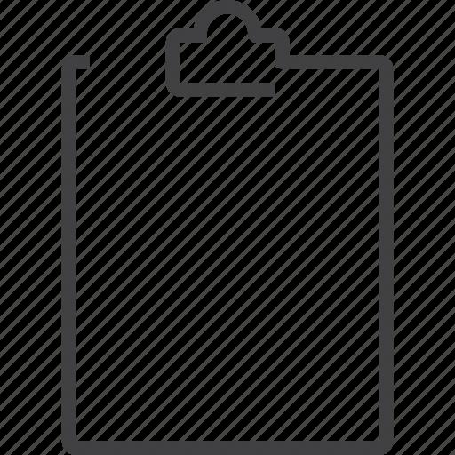 clipboard, cut, file, files, green, paper icon