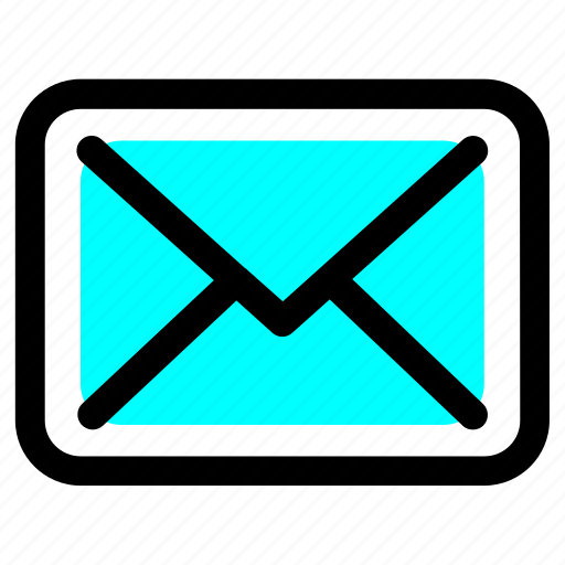communication, email, envelope, inbox, letter, message icon