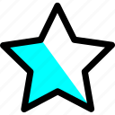 badge, best, favorite, favourite, like, star icon