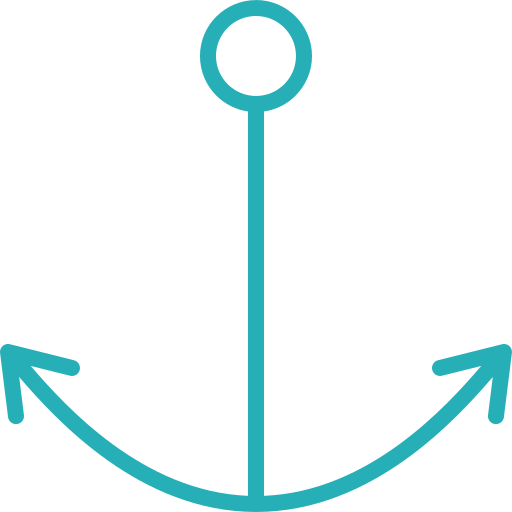 analysis, anchor, business, money, office, seo, work icon