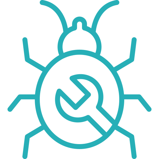 analysis, bug, business, money, office, seo, work icon