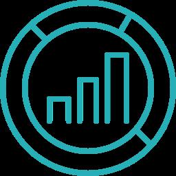 analysis, business, data, office, seo, work icon