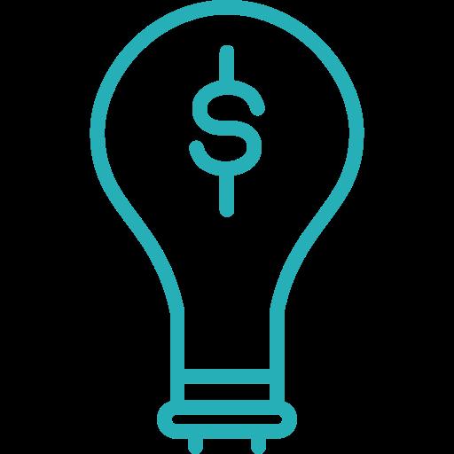 analysis, business, finance, idea, money, office, seo icon