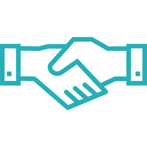 analysis, business, hand shake, office, partnership, seo, work icon