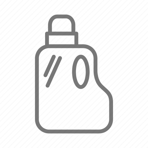 bottle, clean, cleaning, laundry, soap icon
