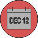 agenda, appointment, business, calendar, date, schedule, time icon