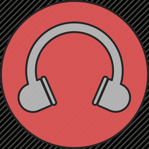 audio, dj, headphone, multimedia, music, radio, sound icon