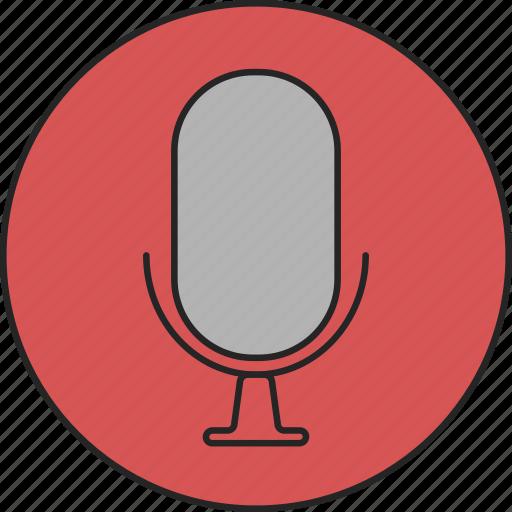 dj, micro, microphone, music, radio, sound icon