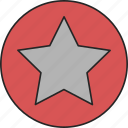 achievement, best, favorite, favourite, premium, sparkle, star icon