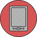 device, ipad, mobile, tablet, tablets, technology icon