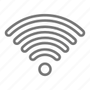 bars, internet, media, network, signal, technology, wireless icon