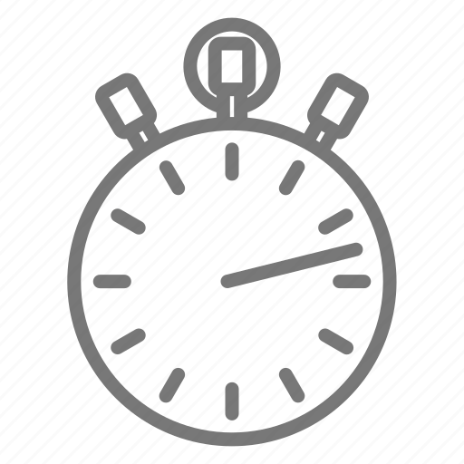 clock, count, countdown, stopwatch, time, timer, watch icon