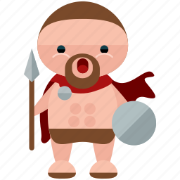 ancient, avatar, character, person, profile, roman, user icon