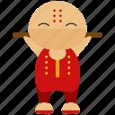 asian, avatar, ninja, person, profile, sport, user