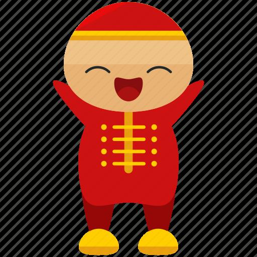 asian, avatar, man, person, profile, user icon