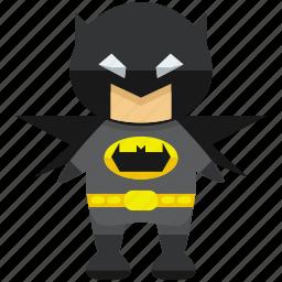 avatar, batman, character, person, profile, user icon